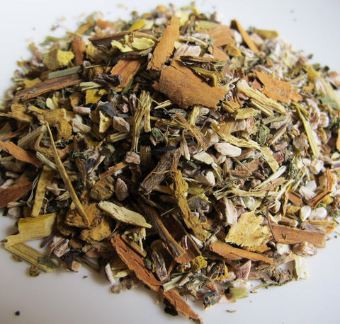 Liver Tonic Herbal Tea - Chickadee Apothecary