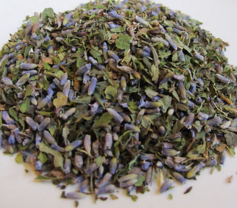 Lavender Mint Herbal Tea - Chickadee Apothecary