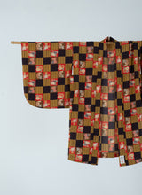 Load image into Gallery viewer, New Kimono Haori Checkered