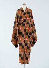 Load image into Gallery viewer, New Kimono Checkered
