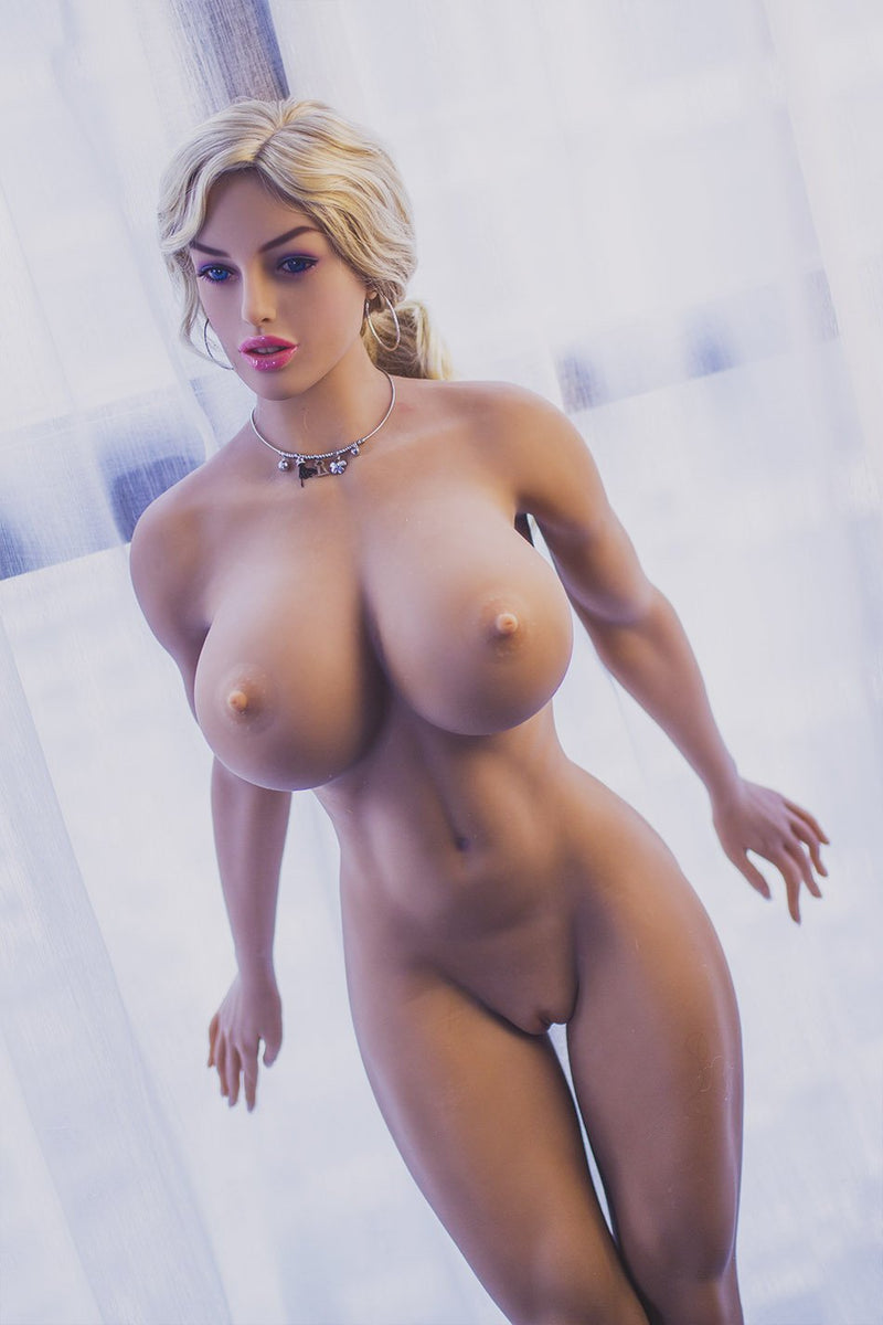 MyDollWife LUNA 166 cm Premium Luxury Sex Doll with Big Breast Developed Muscle MyDollWife