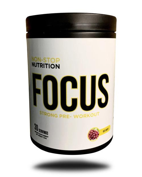 Why is FOCUS+ the ultimate pre-workout