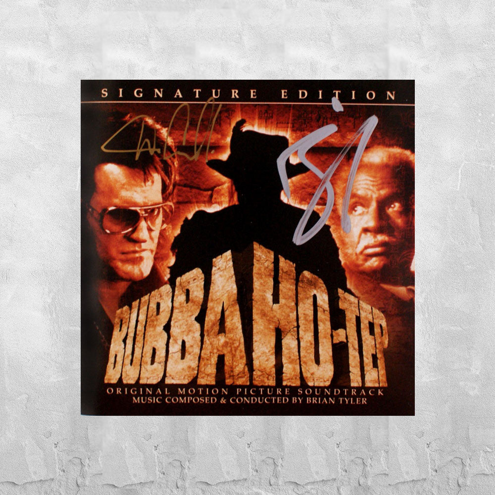 Bubba Ho-tep Soundtrack on iTunes here
