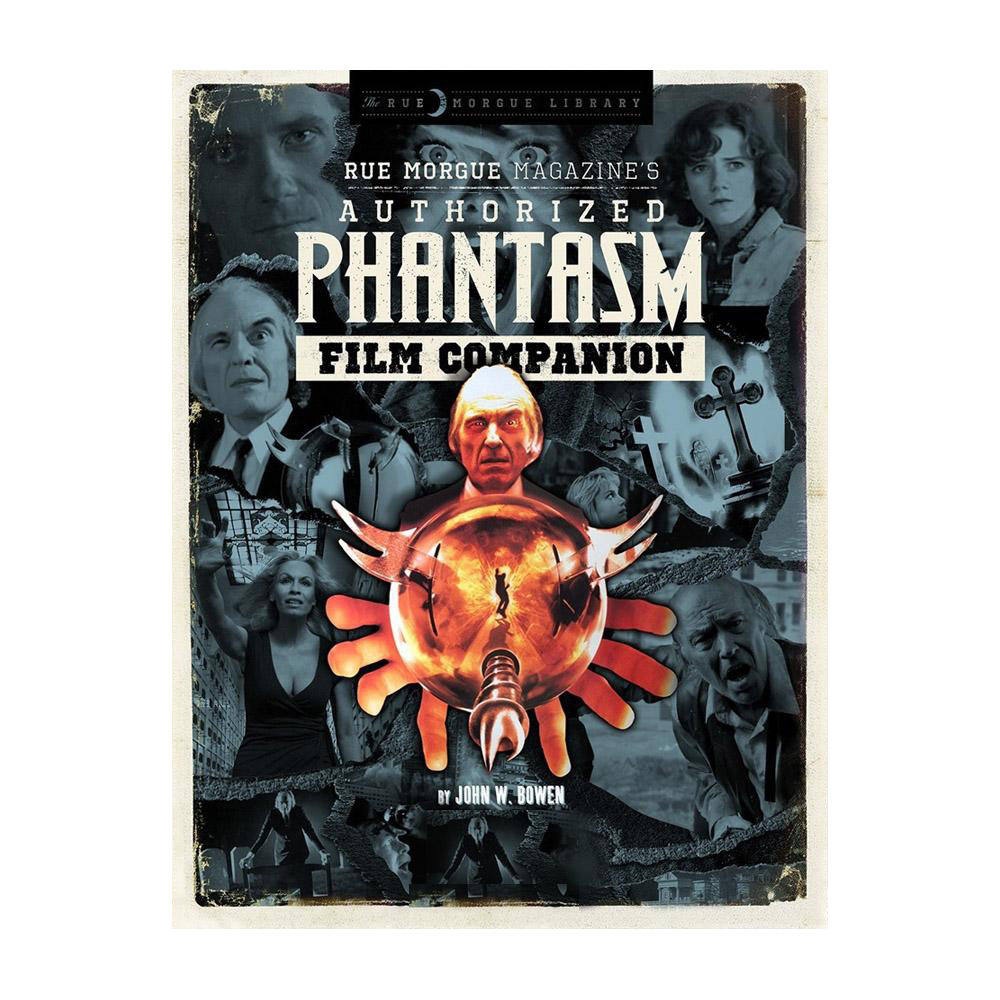 Authorized Phantasm Film Companion Book