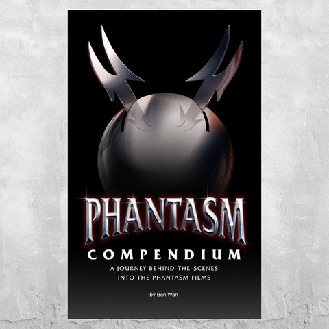 Phantasm Compendium Kindle Book