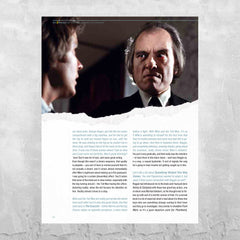 PHANTASM COMPANION Limited Signature Edition Book of only 199 copies!
