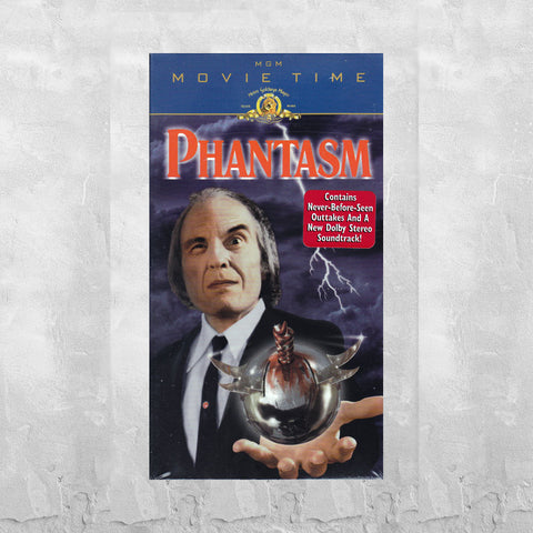 Rare Original PHANTASM VHS