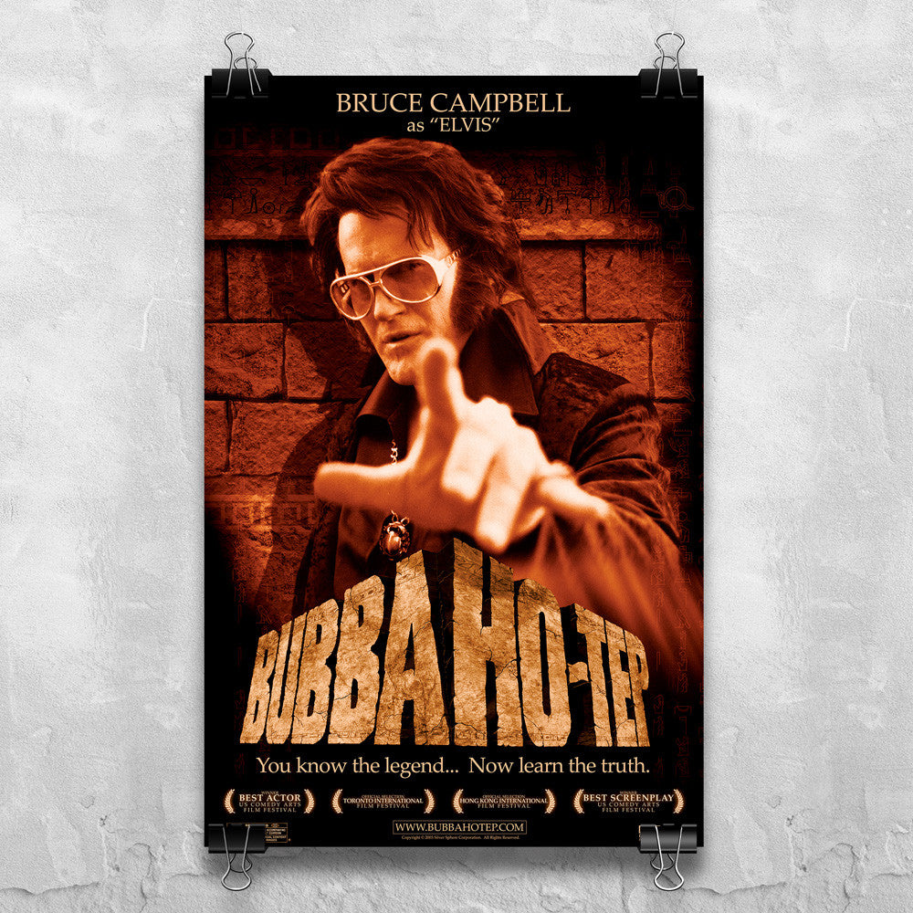 Bubba Ho-tep Original Mini-poster