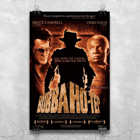 Bubba Ho-tep –  One Sheet