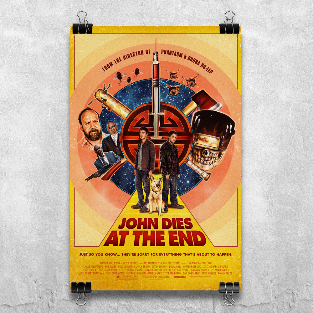 John Dies at the End Mini-poster
