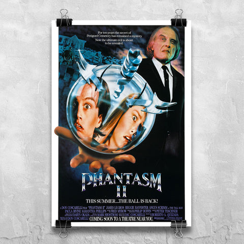 Phantasm II – Original One Sheet