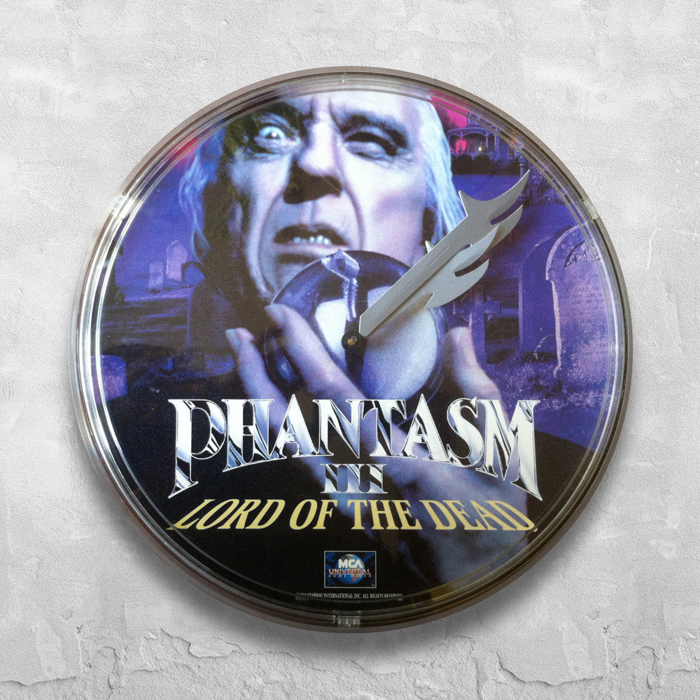 Phantasm Wall Clock