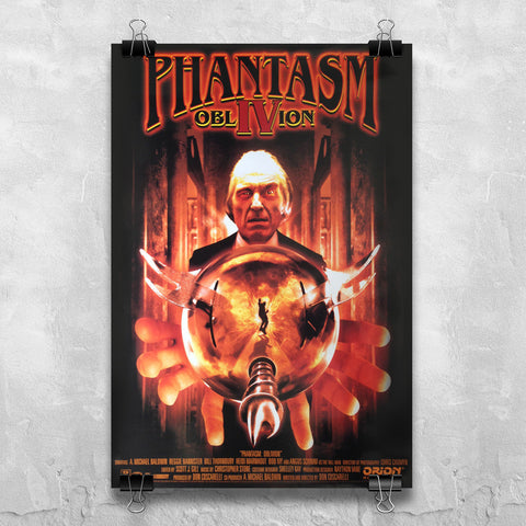 Phantasm IV Oblivion - Original One Sheet