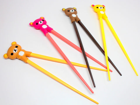 Bear Chopstick Training Device
