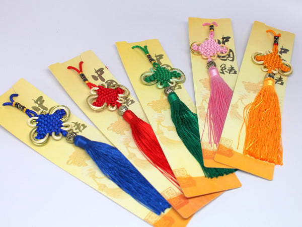 Colorful Chinese Traditional Lucky Knot