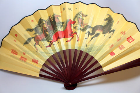 Chinese Traditional Fan ( Multiple Styles)