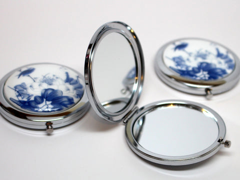 Chinese Painting Style Mirror