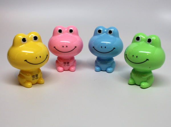 Cartoon Frog Pencil Sharpener