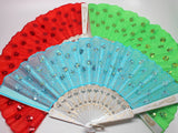 Enchanting Sequined Fan (Comes in Several Colors)