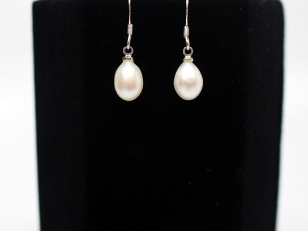 Elegant Authentic Pearl Earrings