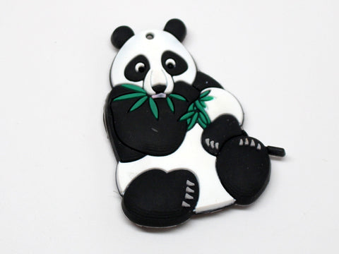 Panda Eating Bamboo Magnet
