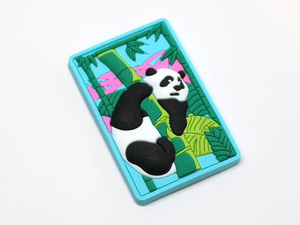 Panda At Play Magnet