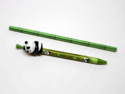 Super Cute Panda Pen and Pencil Set