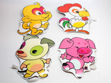 Chinese Zodiac Animal Cartoon Headband