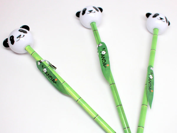 Panda Pencil and Pencil Sharpener
