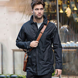 Nimbus Men's Seattle Waterproof Business Coat