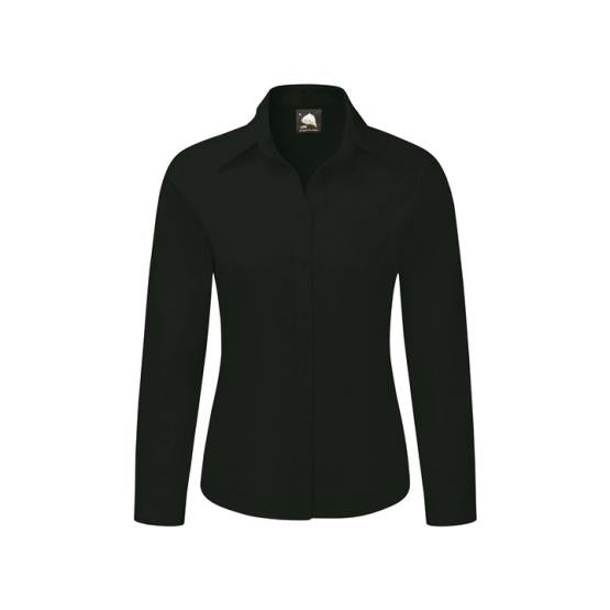 The Classic Ladies Oxford L/S Blouse