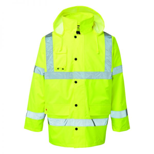 Hi Vis Waterproof Jacket