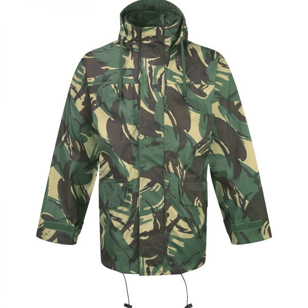 British DPM Waterproof Jacket