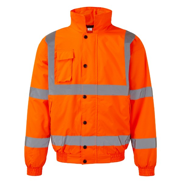 Hi Vis Waterproof Bomber