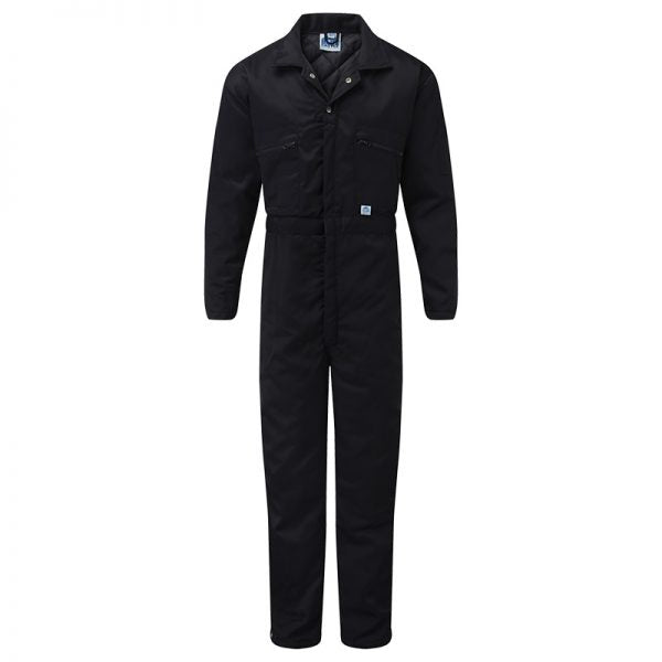 Quilted Boiler Suit