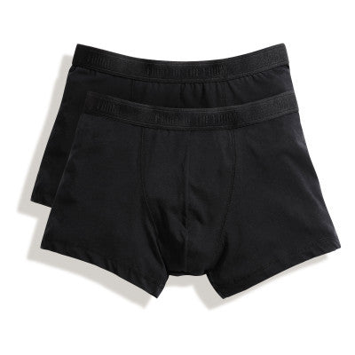 Classic Shorty Trunk 2-pack