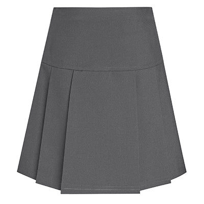 DL Junior Drop Waist Pleated Skirt