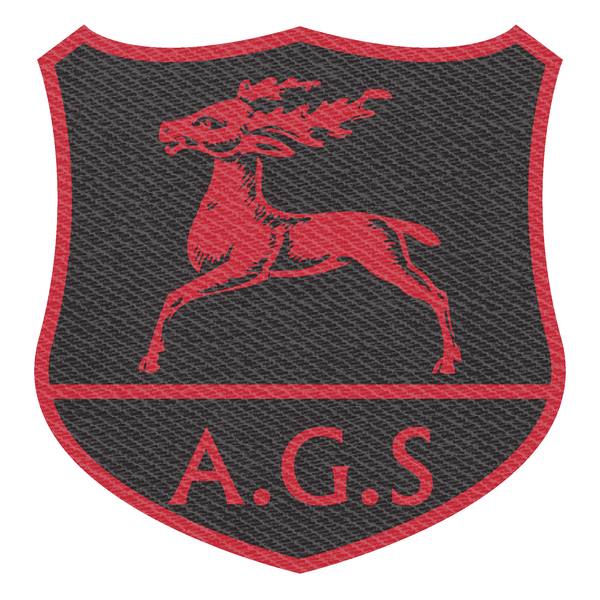 AGS Sew On Badge
