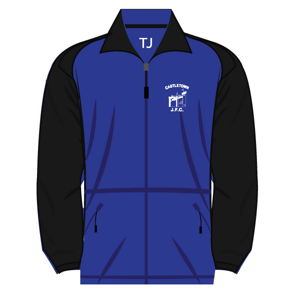 Castletown JFC Windbreaker