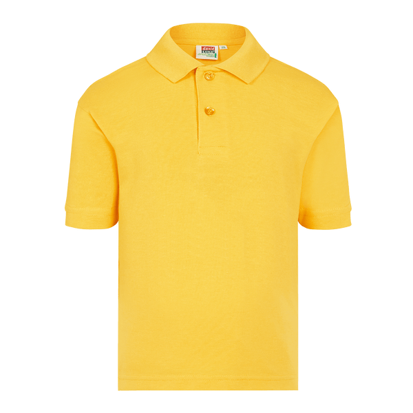 Kids Eco Pique Polo Shirt