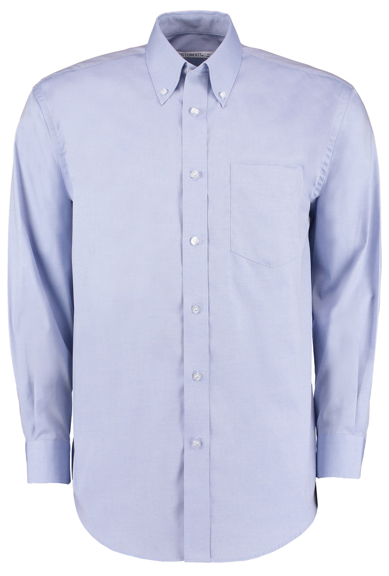 Corporate Oxford Long Sleeved Shirt