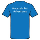 Mountain Rat Adventures T Shirt