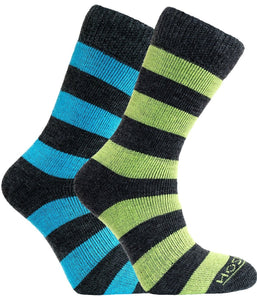 Heritage Merino Outdoor Socks - Twin Pack