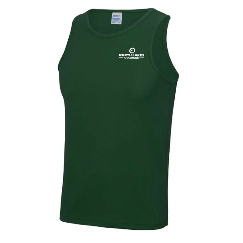 North Lakes Kickboxing Vest