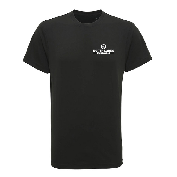 North Lakes Kickboxing Performance Unisex T-Shirt