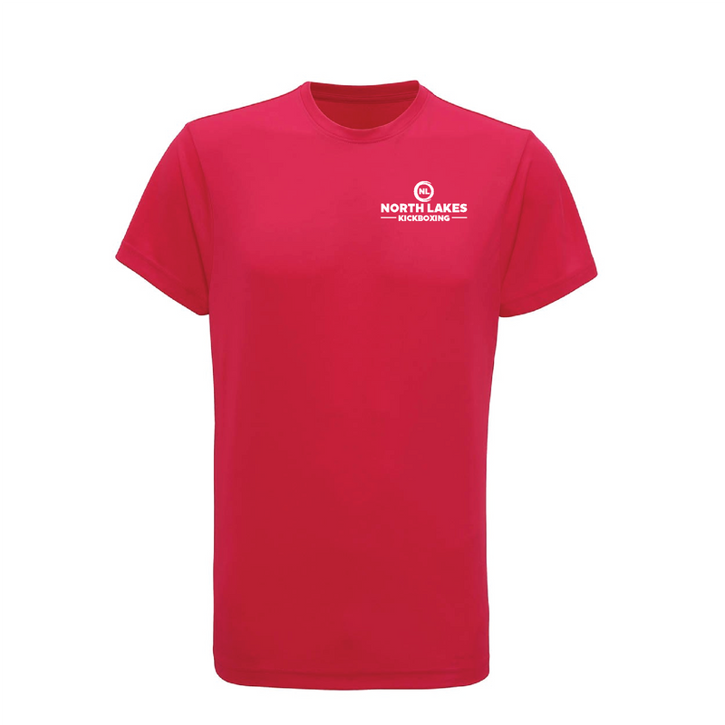 North Lakes Kickboxing Performance Ladies T-Shirt