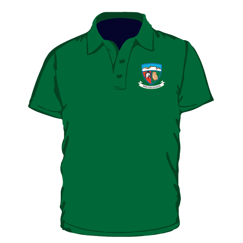 Skelton Polo Shirt