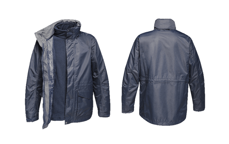 Benson III Breathable 3-In-1 Jacket