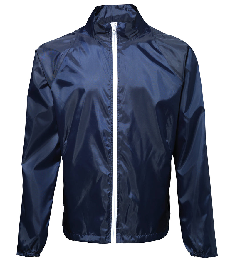 2786 Contrast Lightweight Jacket