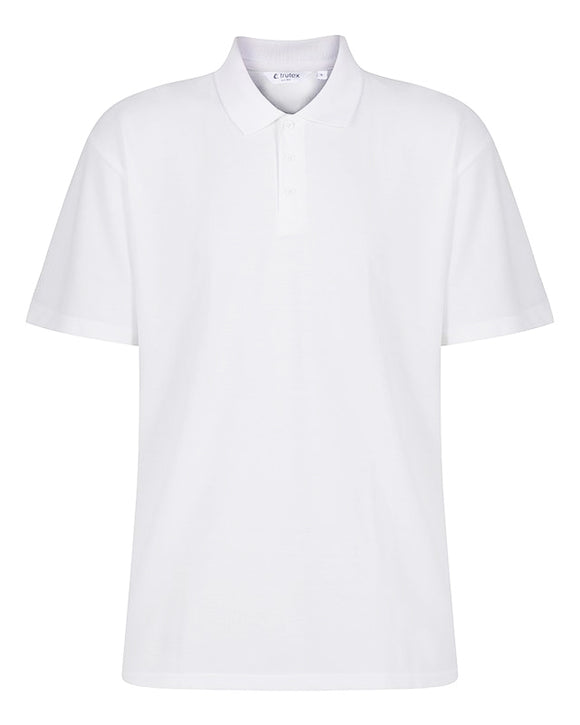 Trutex Poloshirt - White